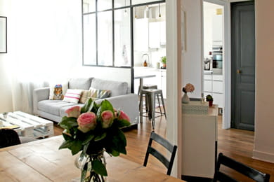 une cuisine l 39 ancienne. Black Bedroom Furniture Sets. Home Design Ideas