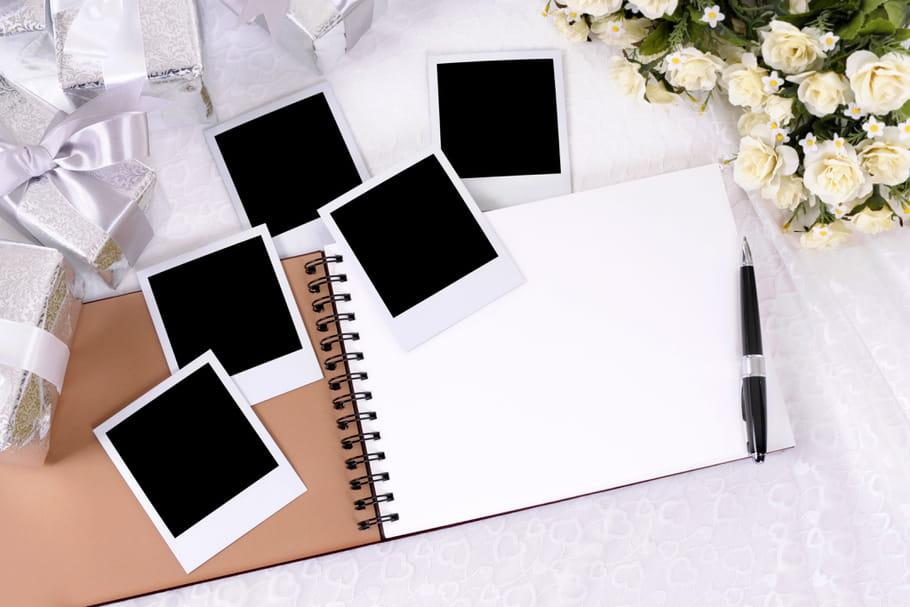 Livre d'or mariage: nos idées pour se démarquer