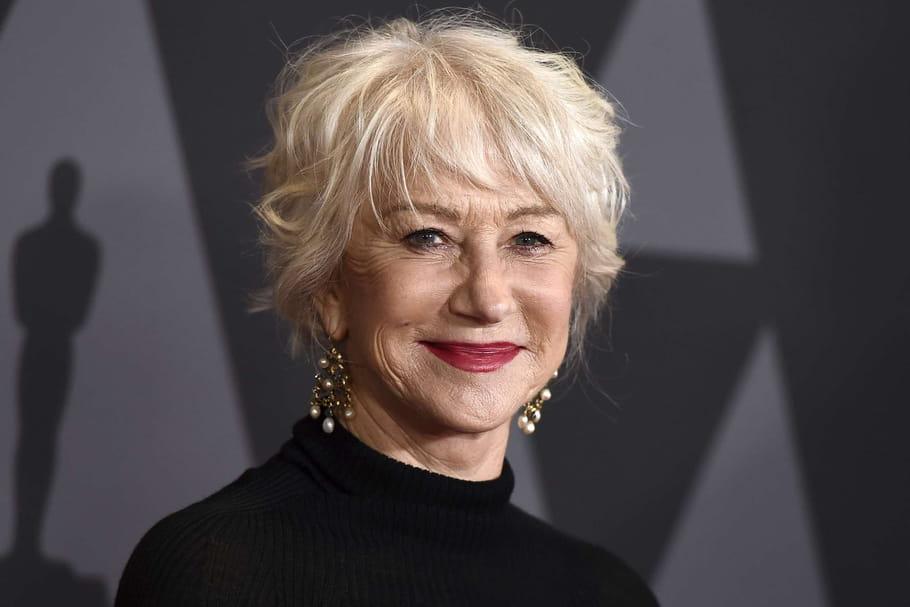 Helen Mirren, l'inépuisable comédienne