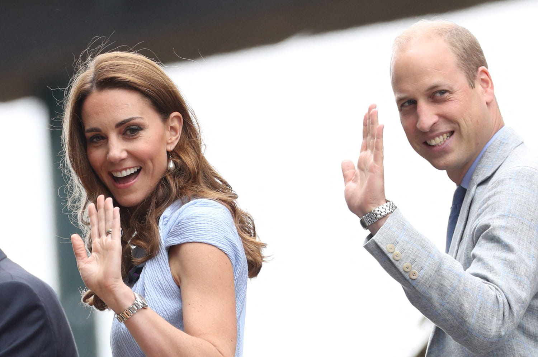 Kate et William, en France: leur séjour secret dans le Sud