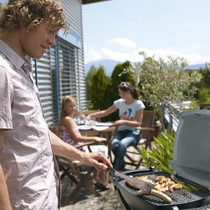 barbecue weber q 140