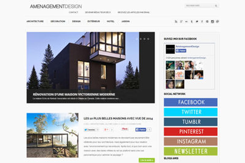 Le blog du moment: Aménagement Design