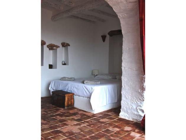 Chambre avec alcôve