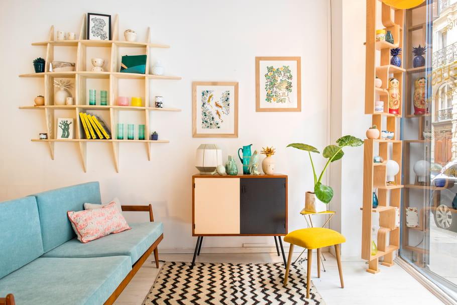 Les plus jolis concept stores et boutiques déco à Paris