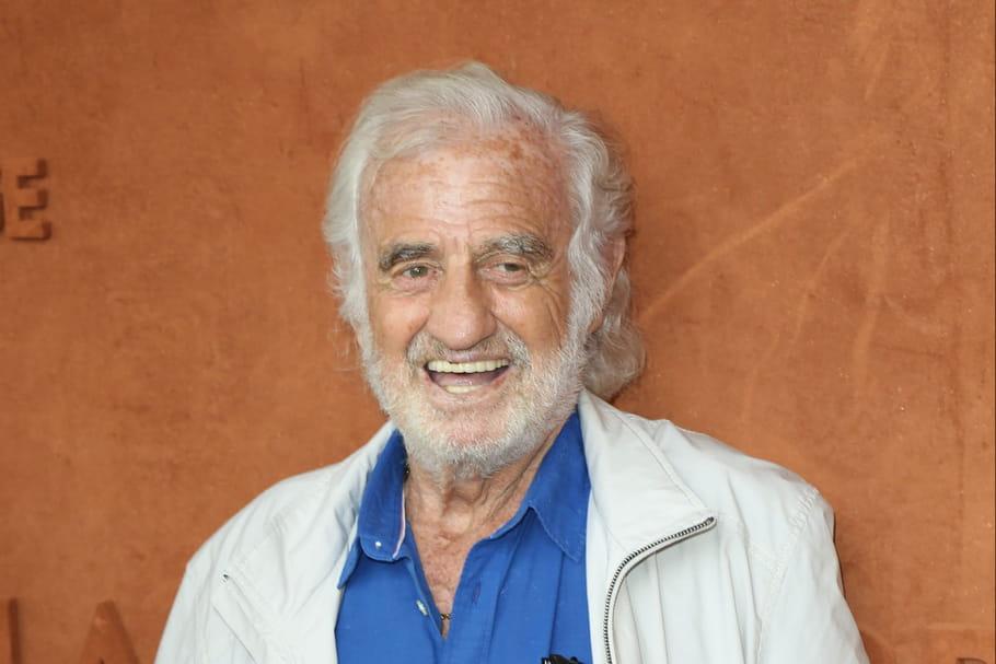 Belmondo, en couple: à 87ans, il s'affiche au bras d'une star...