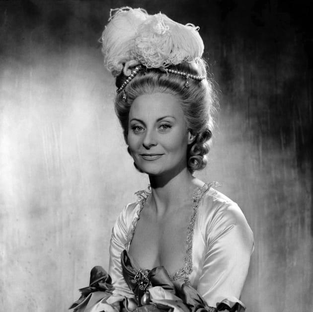 En reine Marie-Antoinette,avant l'échafaud
