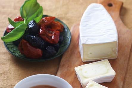 Caprice des anges  et thé vert grillé du Japon