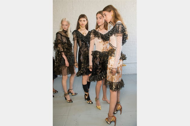 Rodarte (Backstage) - photo 54