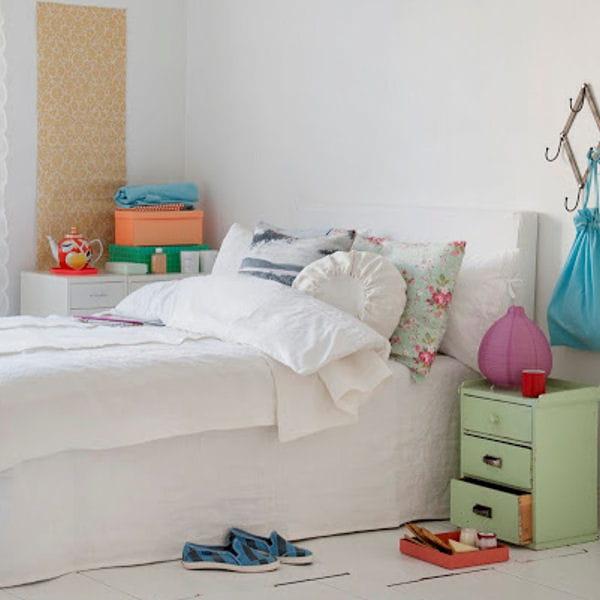 dessus de lit rosendal de bemz. Black Bedroom Furniture Sets. Home Design Ideas