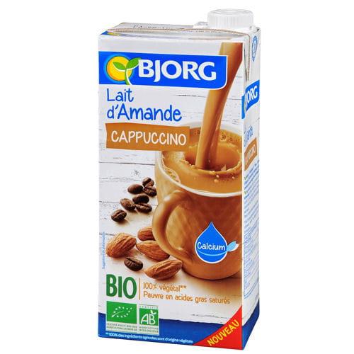 Lait D Amande Cappuccino De Bjorg