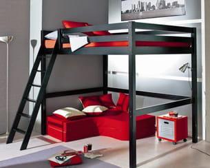 mezzanine gain de place assur. Black Bedroom Furniture Sets. Home Design Ideas