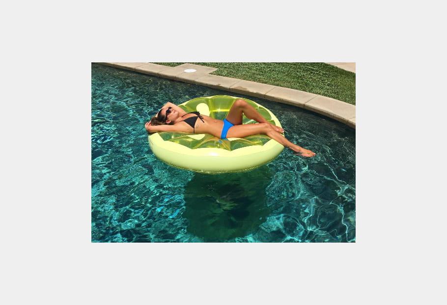 Les stars sous le soleil d'Instagram