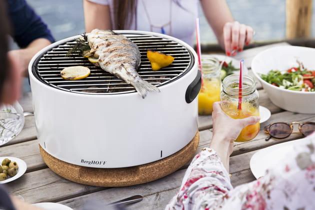 Barbecue de tableBergHOFF