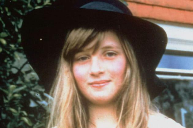 Diana Frances Spencer, 10 ans