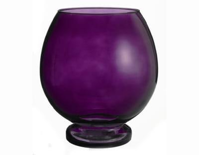 vase violet du bhv