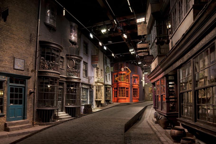 Harry Potter : on a visité les studios à Londres