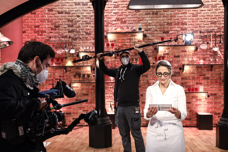 Anne-Sophie Pic dénonce le manque de femmes cheffes dans Top Chef