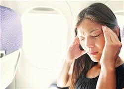 phobie de l'avion.