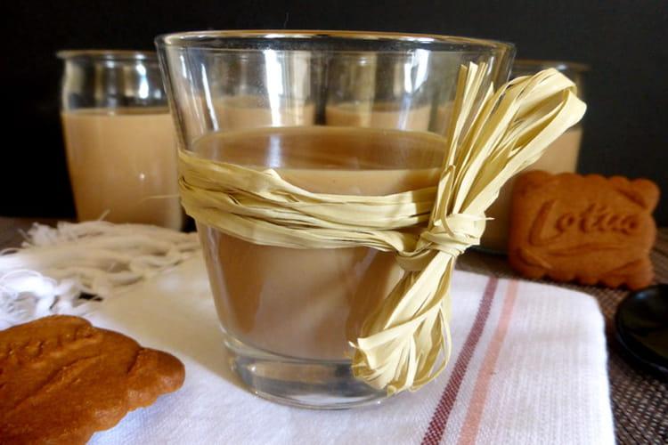 Crèmes dessert au Spéculoos