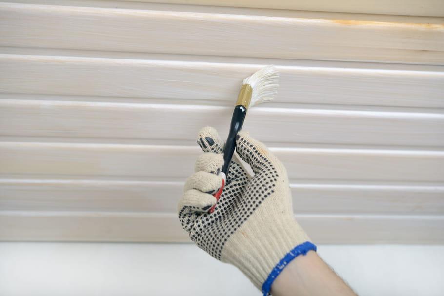 Comment Peindre Du Lambris Pour Le Moderniser