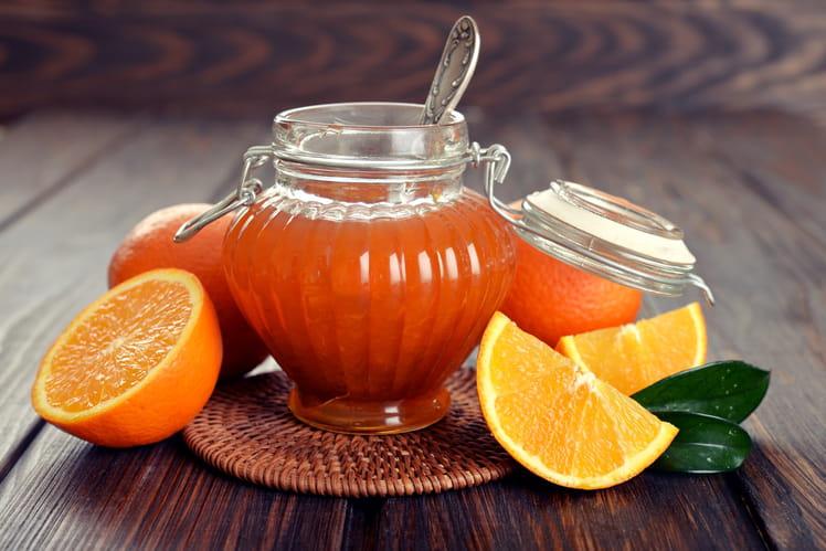 Confiture d'oranges classique