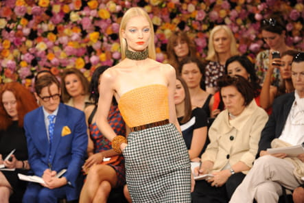 Raf Simons en 14 collections chez Christian Dior
