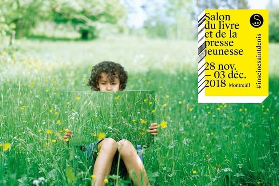 Le salon du livre et de la presse jeunesse 2018, sur le thème du futur