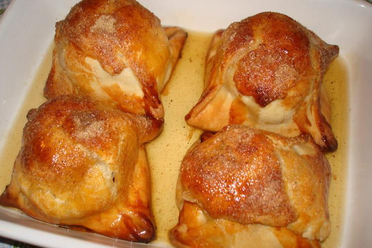 Apple dumpling