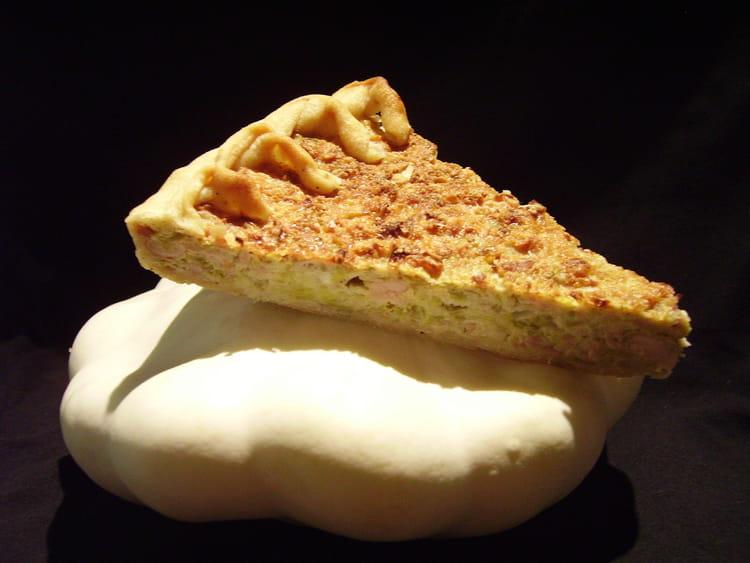 Recette de tarte andouillette et poireaux la recette facile - Cuisiner des andouillettes ...