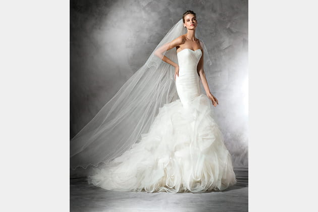 Robe de mariée Milfred, Pronovias