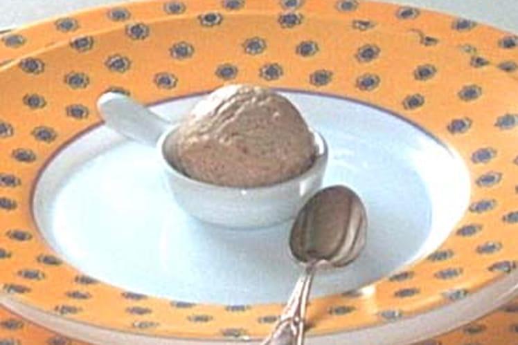 Glace au foie gras