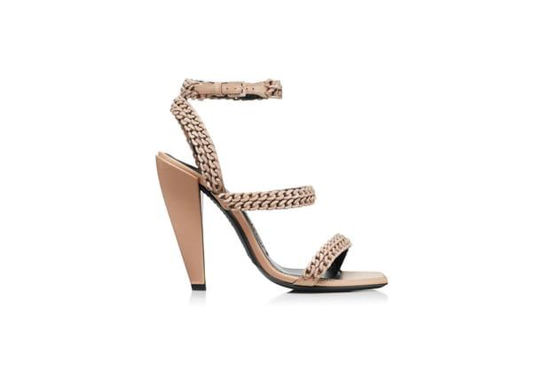 Sandales à chaînes de Tom Ford