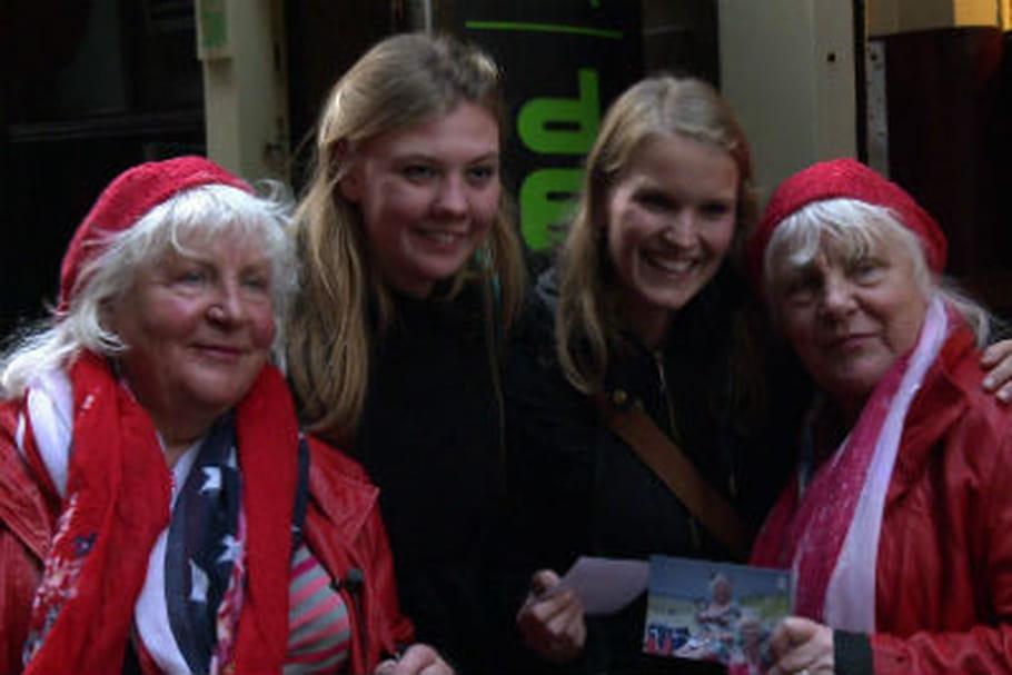 Prostitution : les sœurs jumelles d'Amsterdam, du tapin à la gloire
