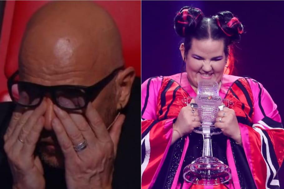 The Voice 7vs Eurovision 2018: ce qu'il faut retenir