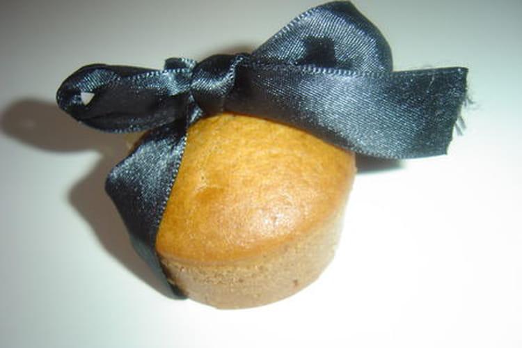 Nonettes coeur de marmelade à l'orange