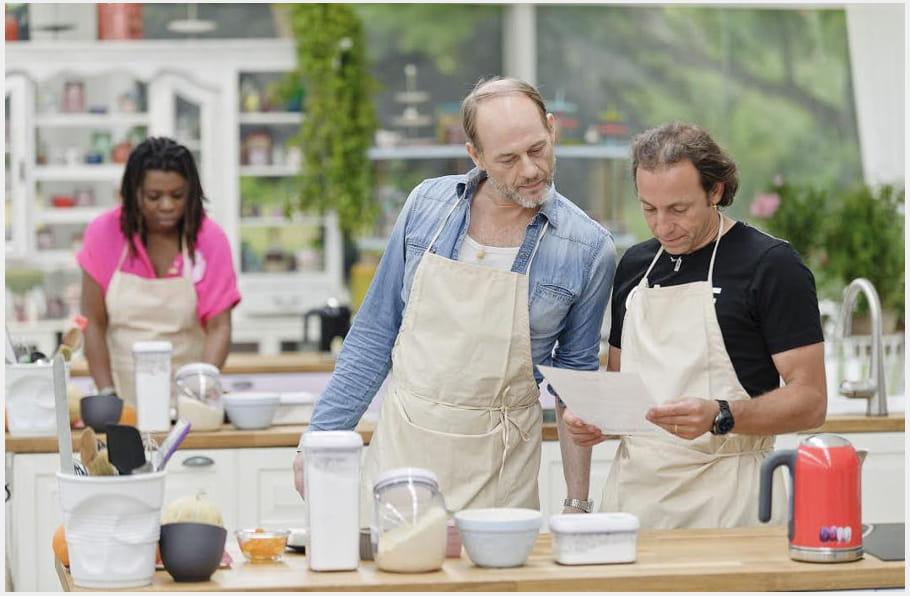 Le Meilleur Pâtissier spéciale Célébrités : c'est dans les vieux pots qu'on fait les meilleures confitures