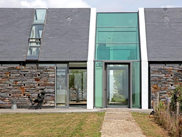 Architecture de verre