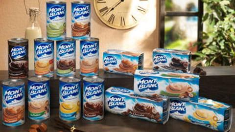 Crème Mont Blanc, 60 ans d'onctuosité
