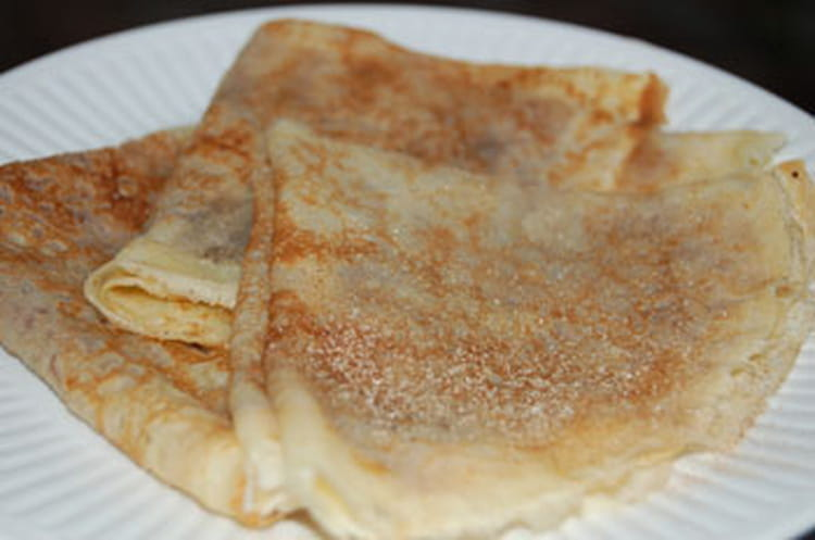 Pate A Crepe Tres Simple