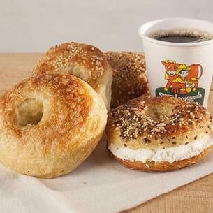 cragel, croissant et bagel