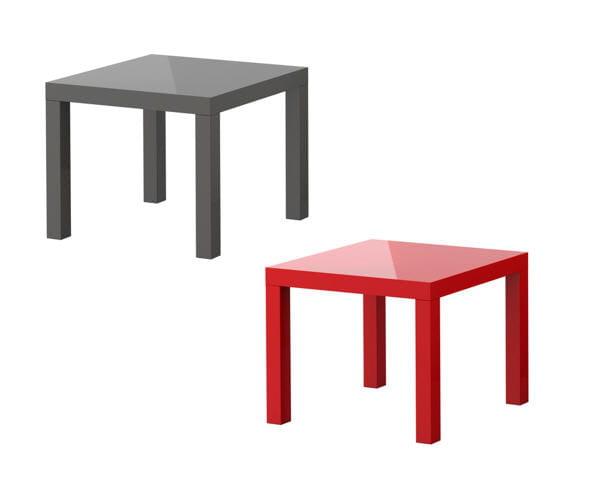 tables d 39 appoint lack d 39 ikea. Black Bedroom Furniture Sets. Home Design Ideas