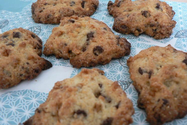 Cookies croustillants