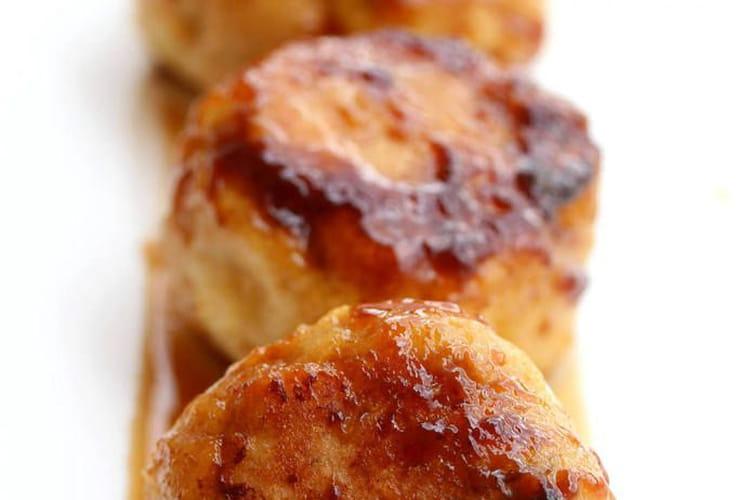 Tsukune - boulettes japonaise