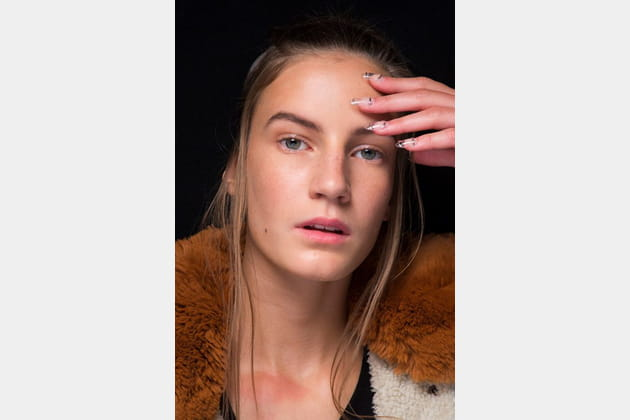 Mary Katrantzou (Backstage) - Printemps-été 2019