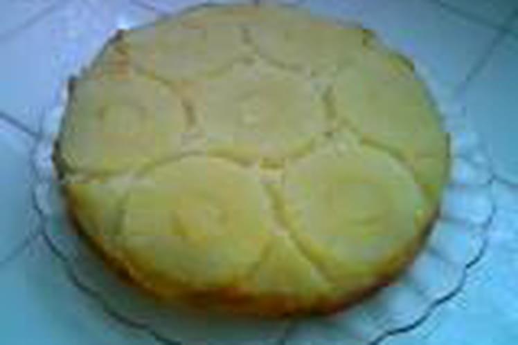 Gâteau à l'ananas de grand-mère
