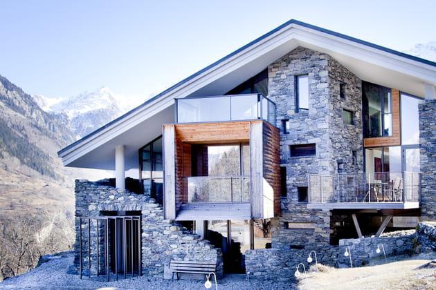 Une architecture singulière