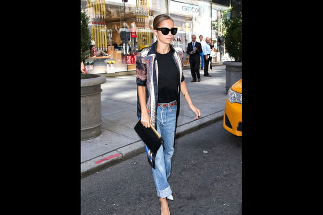 Rihanna, Nicole Richie, Céline Dion... Jamais sans leur jean!
