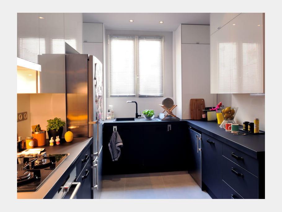 La cuisine en u en image 5 plans pour bien am nager sa for Plan pour amenager sa cuisine