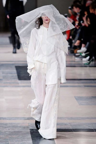 Ann Demeulemeester - Automne-Hiver 2017-2018
