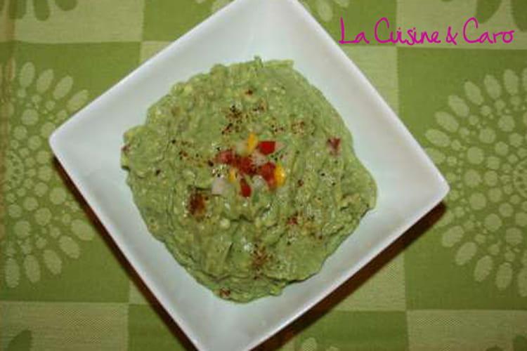 Guacamole classique